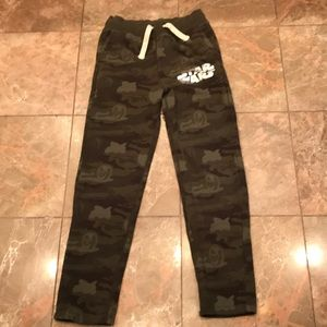 Gap Boys Star Wars Camo Joggers